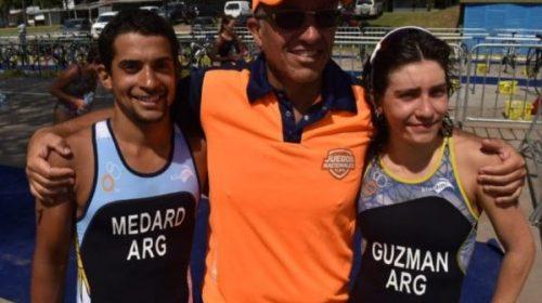 Tres medallas suma San Juan en los Juegos Argentinos de Playa