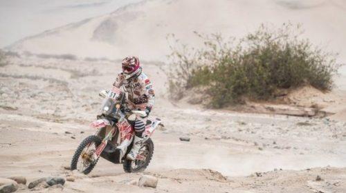 "Puchi Ontiveros: ""Fue mi mejor Dakar"""