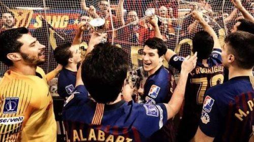Barça alza la Copa del Rey y dos sanjuaninos son parte del logro