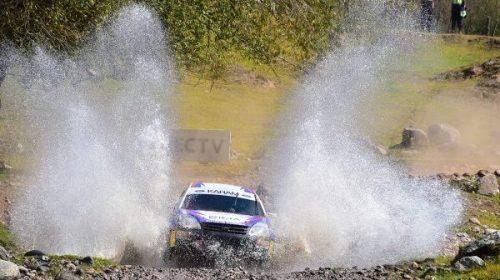 Rally Argentino: Landa, entre los cinco mejores de la fecha