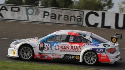 TR Series: Fabricio Persia hizo podio en Paraná