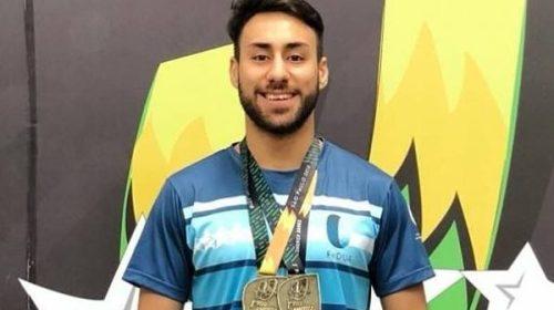 Judo: Días claves para el sueño olímpico de Karim Adarvez