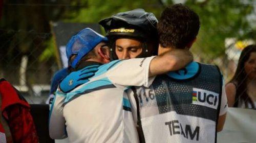 En sexto lugar arrancó Chalo Molina el Mundial de BMX en Gran Bretaña