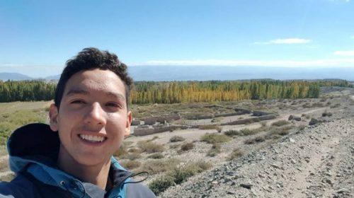 Emanuel Muñoz: Desde un rincón cordillerano a la Metropoli llevado por la pasión del fútbol