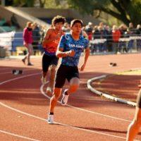 ALMATEUR: Renzo Varoni, promesa del atletismo de elite