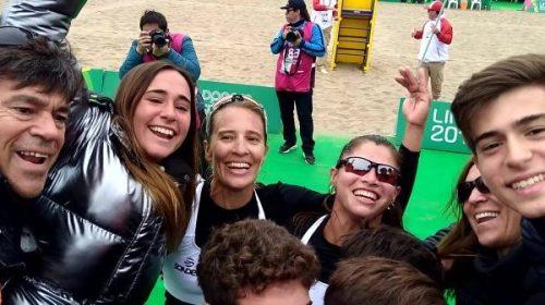 Lima2019: El punto hacia la final del vóley playa