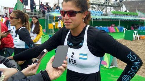 Lima2019: Excelente comienzo de Fernanda Pereyra