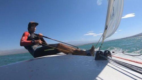 Nuevo desafío para Mateo Maldonado: Campeonato Mundial de Yachting en Canadá