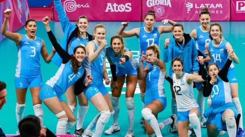 Lima2019: Las Panteras arrasaron con Brasil