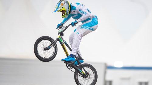Chalo Molina lamentó la cancelación del Mundial de BMX