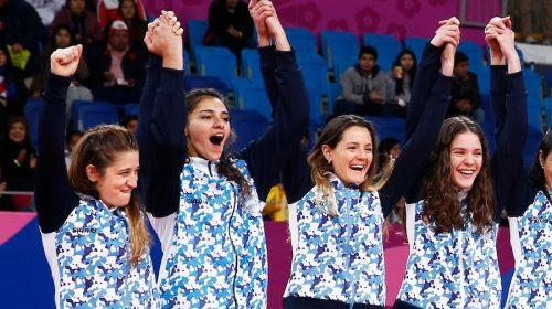 Lima2019: La divertida promesa que cumplió Candelaria Herrera