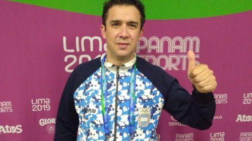 Lima2019: Tabachnik ganó el punto que valió el pase a cuartos de final