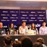 Esta noche las sanjuaninas Leonela Yúdica y Cecilia Román defienden sus respectivos cinturones mundiales