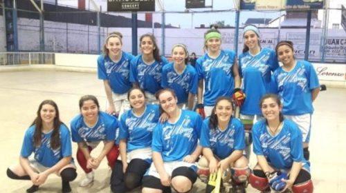 La selección femenina de hockey, con fe en los Juegos Binacionales