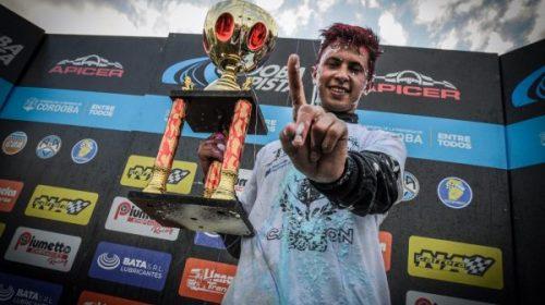 ¡Tobías Martinez es el nuevo campeón de la Fórmula Renault Plus!