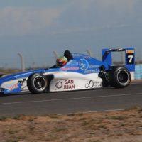 Tobías Martinez cerró tercero en la Fórmula 2.0 Renault