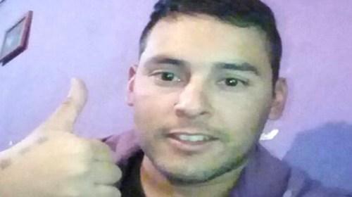 C.A Sarmiento llora la muerte de su jugador Mauro Fornari