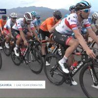 Así será la etapa 2 de la Vuelta a San Juan para mañana