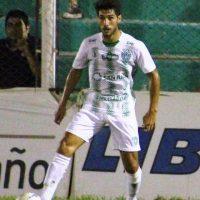 """Nicolás Sottile, jugador de Desamparados: """"No nos tenemos que desconcentrar"""""""