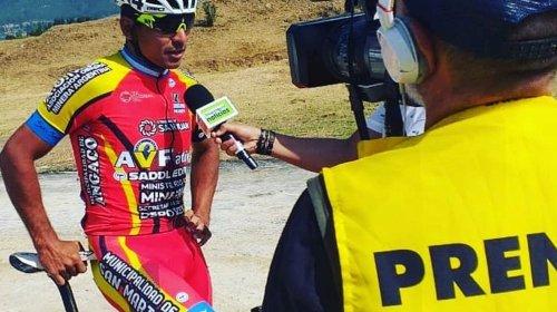 Buena participación sanjuanina en el Tour de Colombia
