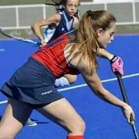 Martina Prudkin (17): una promesa del hockey césped se consolida en el Piuquén.