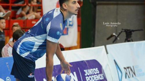 Bruno Lima emigra a la liga turca de voley