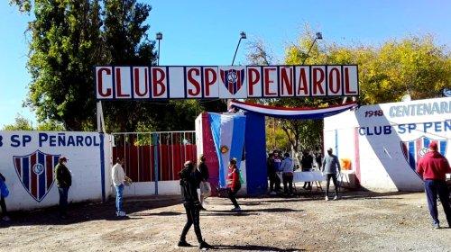 Gran recepción del locro popular organizado en Peñarol
