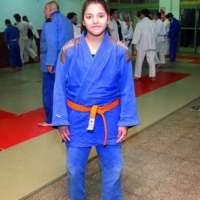 El esfuerzo y la constancia de la judoca sanjuanina Ornella Gervasoni