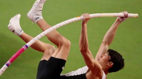 Atletas olímpicos: El coreano que clasificó a Tokio2020 con una garrocha prestada