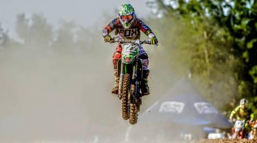 Los objetivos que mantiene encendidos Ricardo Mira en motocross