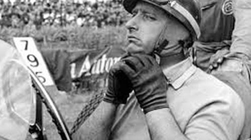 Las veces que Fangio estuvo en San Juan