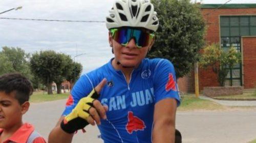 Lisandro Bravo, otra promesa del ciclismo