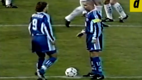 Historia: Bati y Ronaldo vs Europa