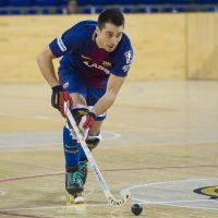 Matías Pascual, en el podio mundial del ránking de jugadores de hockey patines