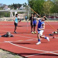 Argentino de atletismo: Maycol Coria ganó la medalla de bronce en jabalina