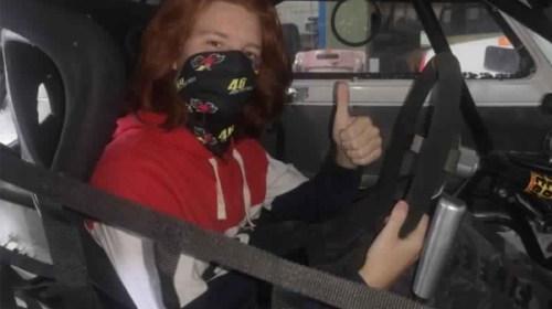 Roca alterna entre el karting y automovilismo mayor