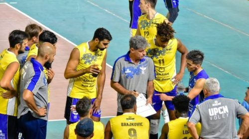 Voley: UPCN comienza a rearmar su  equipo