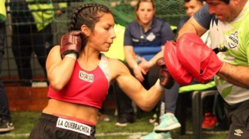 Valentina Fernández cuenta su sueño mundialista en boxeo