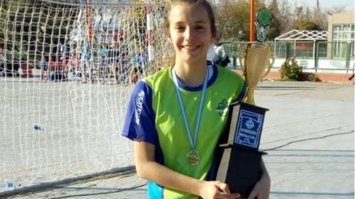Ana Paula Sánchez, un amor incondicional por el balonmano