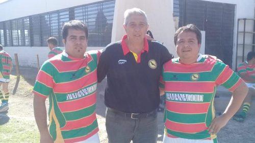 Jorge Meglioli y su pasión por el rugby que llevó a Jáchal con el Condor RC