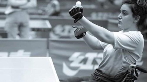 La historia de Coty Garrone: su pasar infantil por la gimnasia y sus logros hoy en el Tenis de Mesa