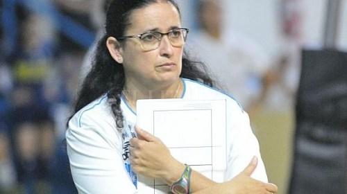 La sanjuanina Lorena Góngora, nueva asistente de la Selección Menor Masculina de Voley