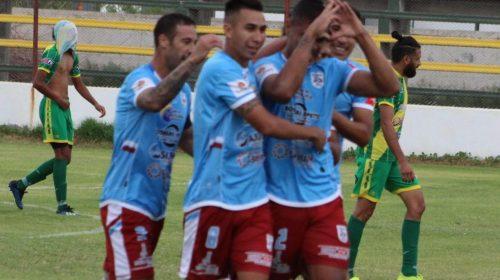 Alianza llegó a su quinta victoria consecutiva y Defensores de Boca es el nuevo escolta
