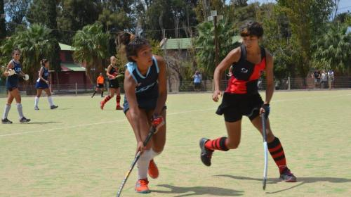Florencia Martínez, talento en hockey