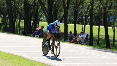 Argentino de Ciclismo junior y menores: las dos primeras medallas para San Juan