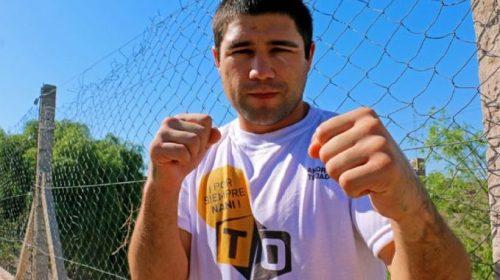 «Canelito» Tejada, el campeón que antes tuvo que esquivar los golpes de la vida