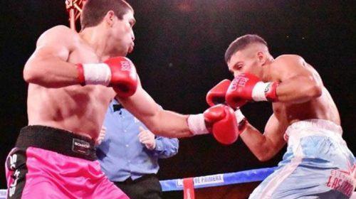 Nocaut de Canelito Tejada para ser campeón