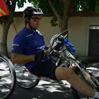 Sebastián Fernández, un todorreno que supera todas las adversidades