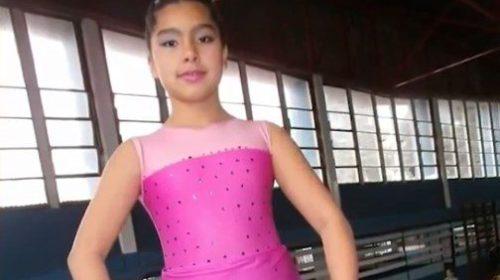 Briza López, una luchadora de la gimnasia rítmica