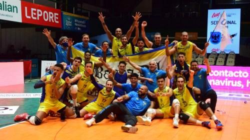UPCN llegó a la octava maravilla: campeón de la Liga